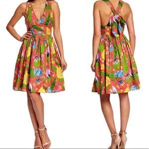 FRENCH CONNECTION Maggie Lou Flower Dress